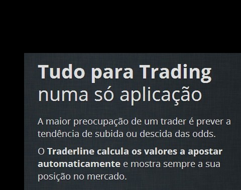 Traderline - Software de Trading na Betfair (Made in Portugal)