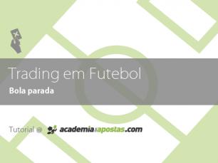 Trading em Futebol: Bolas Paradas