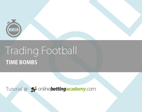 Football Trading: Time Bombs