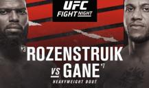 Todo sobre la pelea entre Jairzinho Rozenstruik y Ciryl Gane