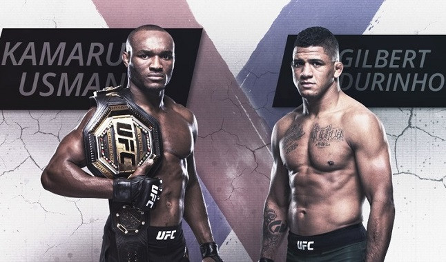 All about the fight between Kamaru Usman and Gilbert Burns