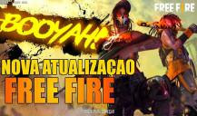 Todo sobre la nueva actualización de Free Fire