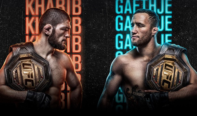 Tudo sobre el UFC 254
