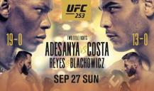 Todo sobre el UFC Fight 253