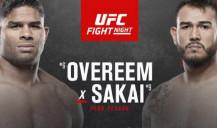 Todo sobre el UFC Fight Night 176
