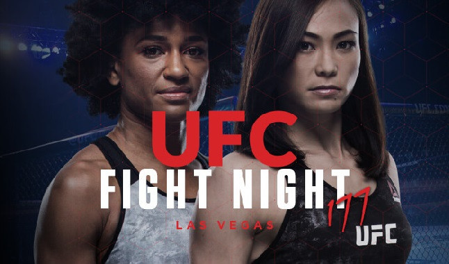 Todo sobre el UFC Fight Night 177