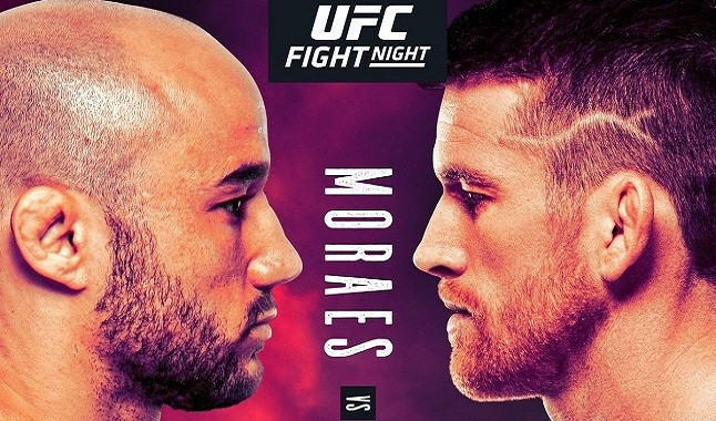 Todo sobre el UFC Fight Night 179