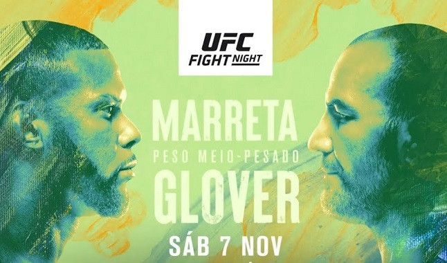 Todo sobre el UFC Fight Night 182