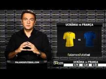 Ucrânia v França por Luís Freitas Lobo
