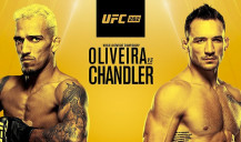 UFC 262: Oliveira vs Chandler
