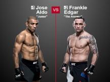 Preview: José Aldo vs Frankie Edgar (UFC - 9 July 2016)