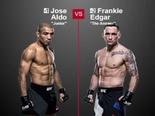 Análise: José Aldo vs Frankie Edgar (UFC - 9 julho 2016)