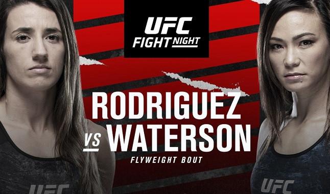 UFC Fight Night: Rodriguez x Waterson