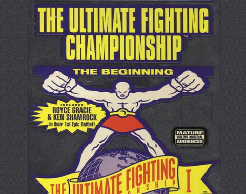 UFC History - How it all began