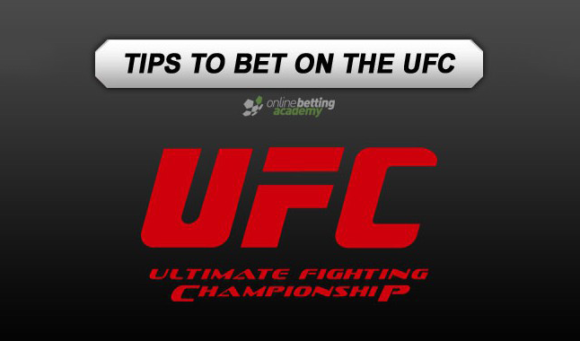 tips-to-bet-on-the-ufc
