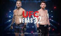 UFC Vegas 32: Sandhagen vs Dillashaw