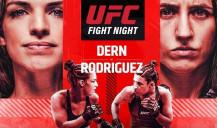 UFC Vegas 39: Dern vs. Rodriguez
