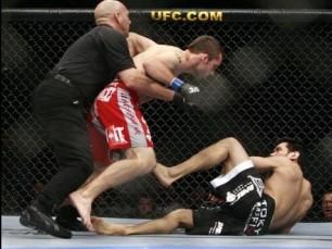 Novo Regulamento nas Lutas do UFC