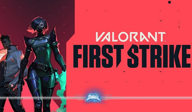 Valorant: First Strike es anunciado
