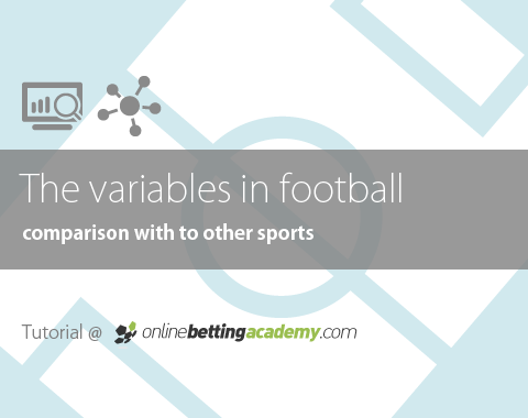 Is it easier or harder to bet on football matches than on other sports?