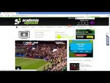 Vídeos de golos e resumos de jogos Academia das Apostas: tutorial adicionar vídeo
