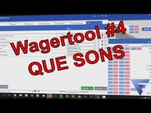 Wagertool - como editar o som do software? (vídeo)