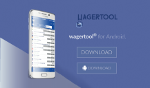 Wagertool - Trading Software - Windows, MacOS and Android