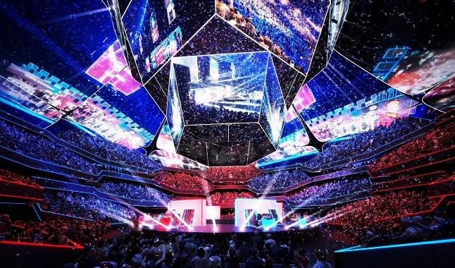 Xangai construirá arena de eSports que promete ser gigantesca